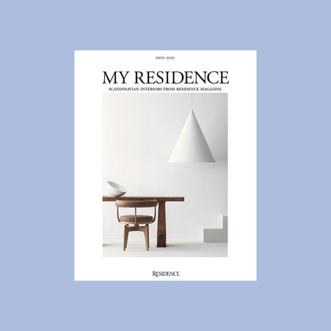 My Residence 2020 Issue: Scandinavian Interiors – GUDBERG NERGER