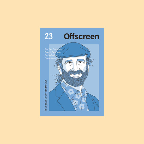 Offscreen #23 – buy at GUDBERG NERGER Shop