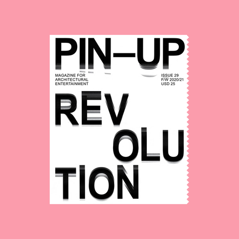 Pin-Up Issue 29 – Revolution – buy at GUDBERG NERGER Shop