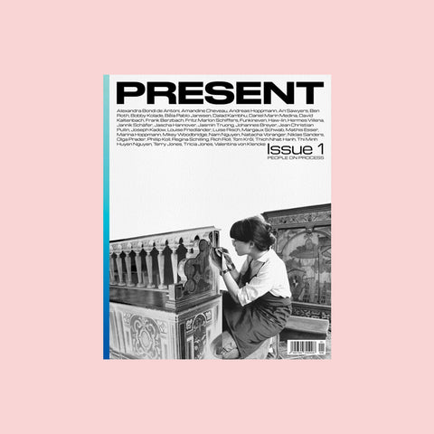 PRESENT Issue 1 – People on Process – GUDBERG NERGER Shop