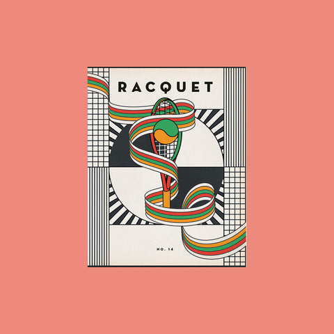 Racquet Issue No. 14 – buy at GUDBERG NERGER Shop