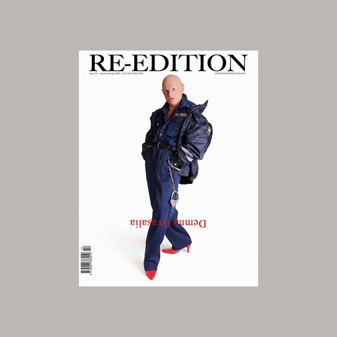 Re-Edition Issue 14 – Chapter 1 – AW2020 – buy at GUDBERG NERGER Shop