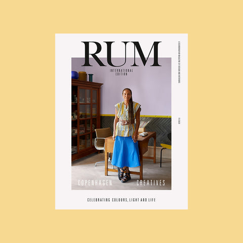 RUM International Edition Issue 11 – buy at GUDBERG NERGER