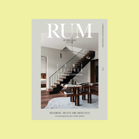 RUM International Edition Issue 12 – buy at GUDBERG NERGER
