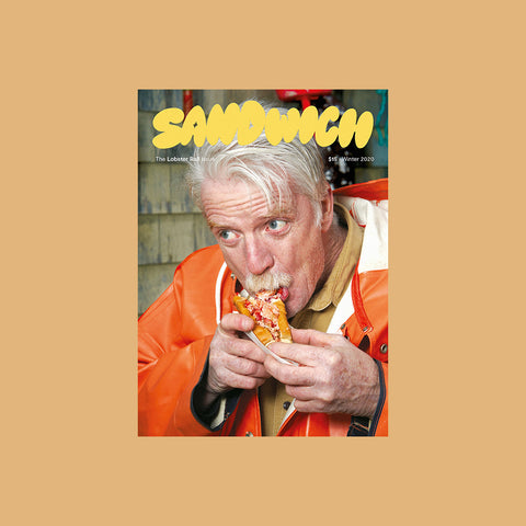 Sandwich Magazine No. 3 – The Lobster Roll – buy at GUDBERG NERGER