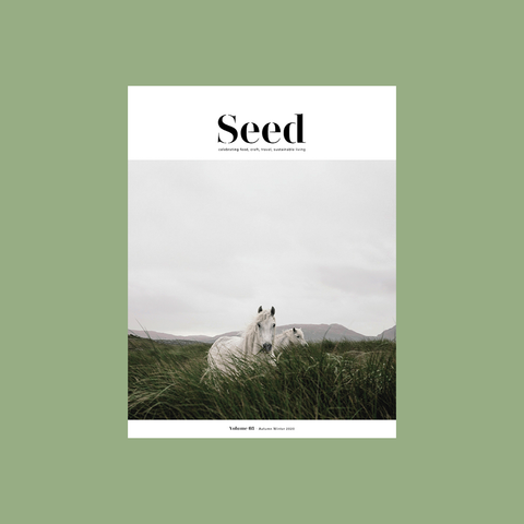 Seed Magazine Volume 03 – GUDBERG NERGER Shop