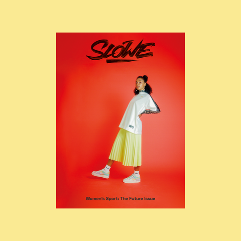 SLOWE – The Future Issue – buy at GUDBERG NERGER