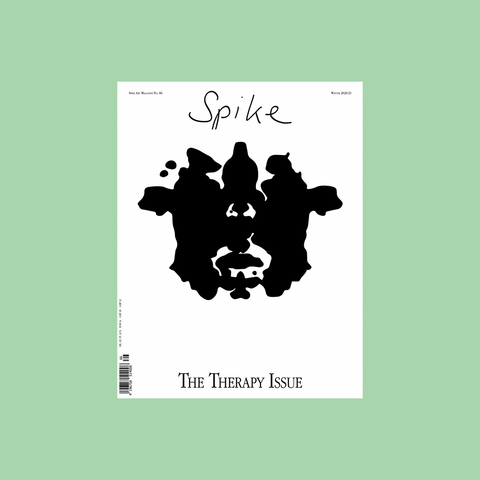 Spike Art Magazine #66 – The Therapy Issue – GUDBERG NERGER