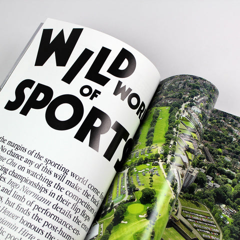 Spike Art Magazine #67 – Sports – GUDBERG NERGER