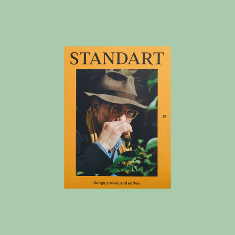 Standart Coffee Magazine Issue 21 – buy at GUDBERG NERGER Shop