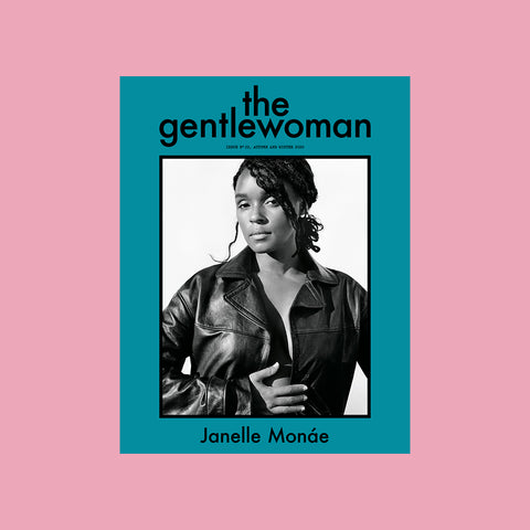 The Gentlewoman Issue 22 – Janelle Monáe – buy at GUDBERG NERGER Shop