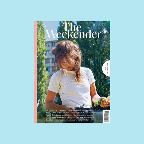 The Weekender #35 – English Issue – GUDBERG NERGER