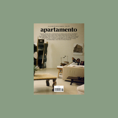 Apartamento Issue #26 – buy at GUDBERG NERGER Shop