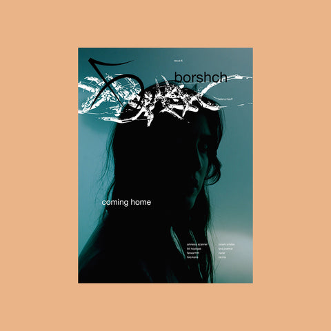 BORSHCH Magazine #6 – Coming Home – GUDBERG NERGER Shop  Edit alt text
