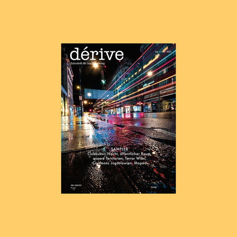 dérive 82 – Sampler – buy at GUDBERG NERGER Shop
