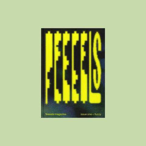 feeeels magazine issue one – fuzzy – GUDBERG NERGER