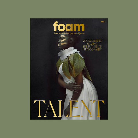 Foam Magazine #58 – Talent – GUDBERG NERGER