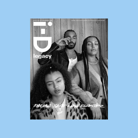 i-D No. 361 – The 40th Anniversary Issue
