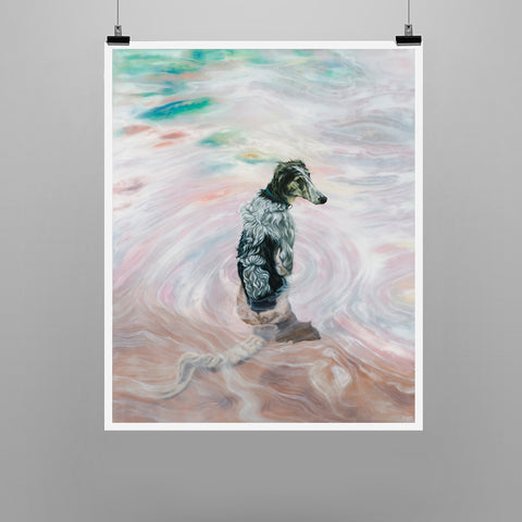 "Fine Art Print ""As We Disappear"" – Jill Tegan Doherty – GUDBERG NERGER"
