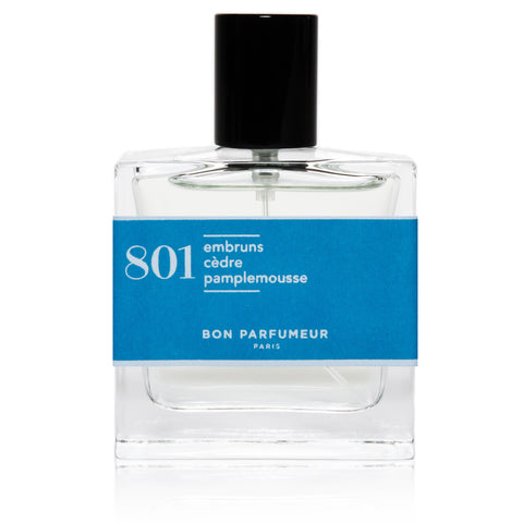 Le Bon Parfumeur – 801 (sea spray, cedar, grapefruit) – GUDBERG NERGER