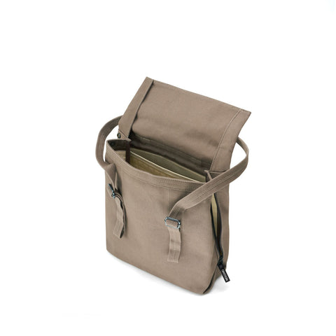 QWSTION Small Tote - Vegan Driftwood - buy from GUDBERG NERGER Shop