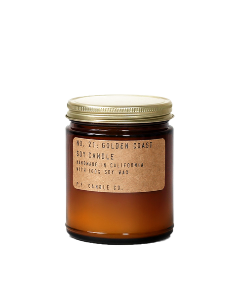 Golden Coast Soy Candle - shop at GUDBERG NERGER