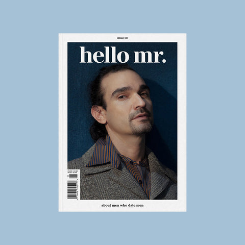 Hello Mr. Issue 08