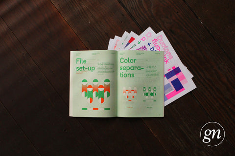 Imperfection Booklets: Risograph – GUDBERG NERGER