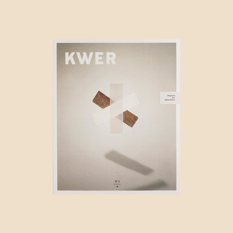 KWER No. 1 - buy at GUDBERG NERGER Shop