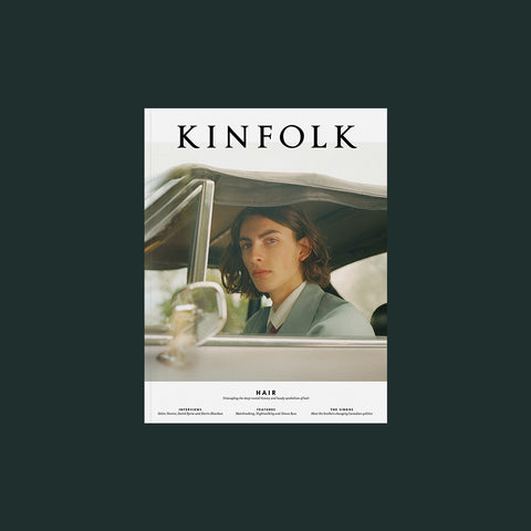 Kinfolk 28 – Hair Issue