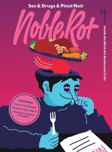Noble Rot Issue 13 – GUDBERG NERGER