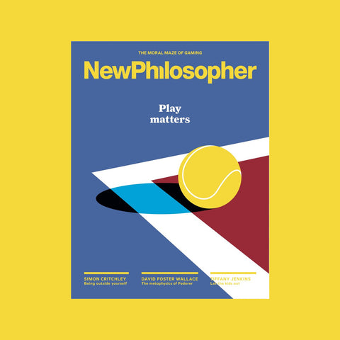 New Philosopher Issue 20: Play
