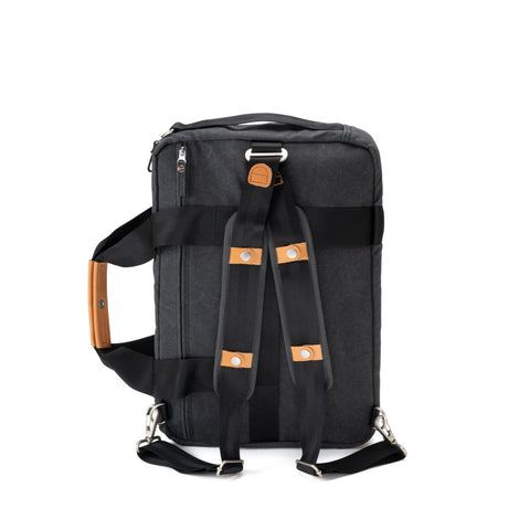 Office Bag – Washed Black