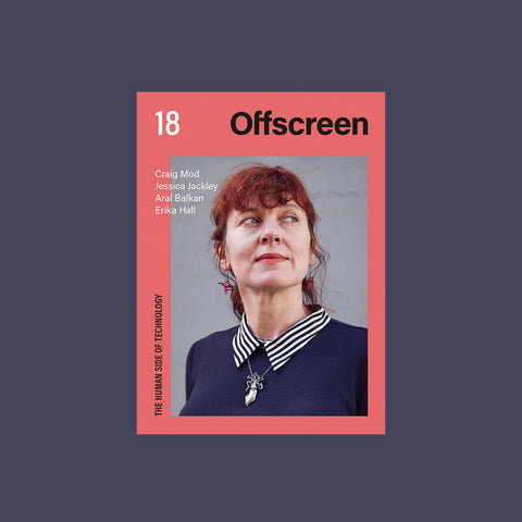 Offscreen #18 – buy at GUDBERG NERGER Shop