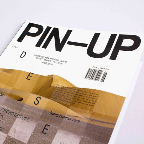 Pin-Up Issue 26 – Desert