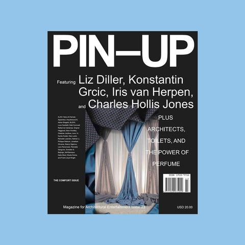 Pin-Up Issue 23 – The Comfort Issue