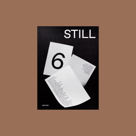 STILL Issue 6 – NEW YORK