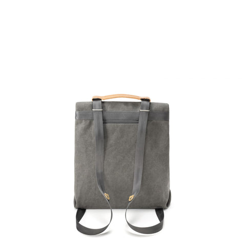 QWSTION Small Tote - Washed Grey - buy at GUDBERG NERGER Shop