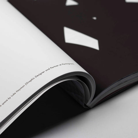 Sindroms Magazine Issue 3 – White