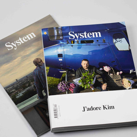 System Magazine Issue 12 – J'adore Kim