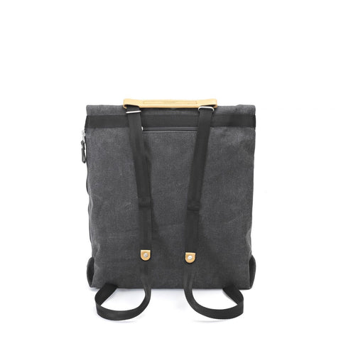 QWSTION Tote – Washed Black – buy at GUDBERG NERGER Shop