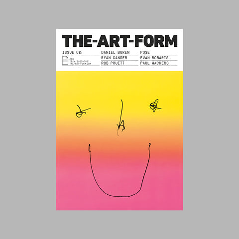 The Art Form Issue 2