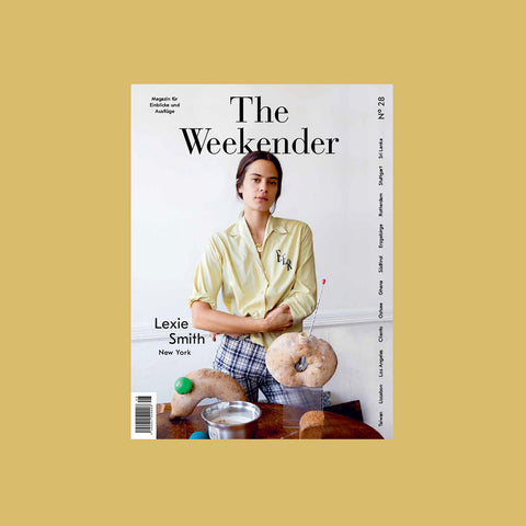 The Weekender Issue No. 28