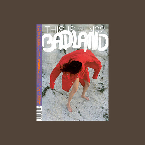 This is Badland Magazine Issue 02