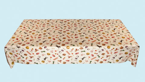 Seletti wears Toiletpaper – Vinyl and Cotton Tablecloth – GUDBERG NERGER