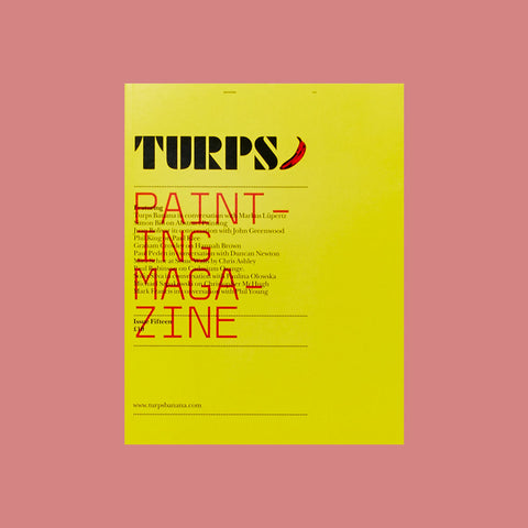 Turps Painting Magazine Issue 15