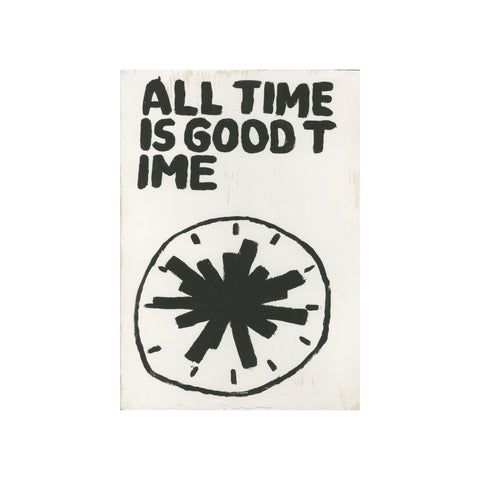 Uwe Lewitzky – All Time is Good Time