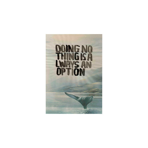 Uwe Lewitzky – Doing Nothing Is Always An Option