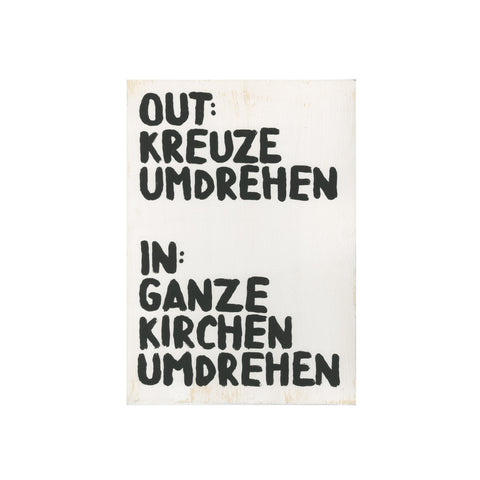Uwe Lewitzky – Out / In
