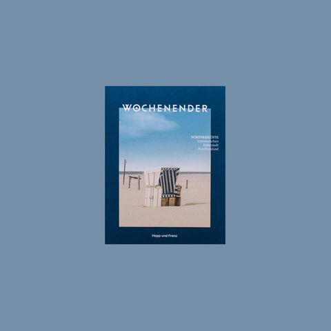 Wochenender: Nordseeküste - buy at GUDBERG NERGER Shop